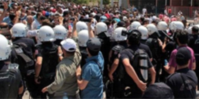 Press Release concerning the Judgment Finding a Violation of the Prohibition of Treatment Incompatible with Human Dignity in the Case where the Police Used Tear Gas against Demonstrators